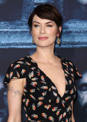 Lena Headey - 'Game of Thrones' Season 6 Premiere in Hollywood
