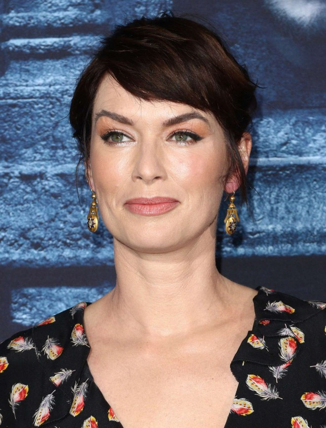 Lena Headey: Game of Thrones Season 6 Premiere -12
