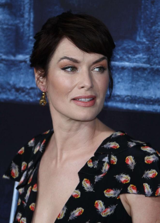 Lena Headey: Game of Thrones Season 6 Premiere -14