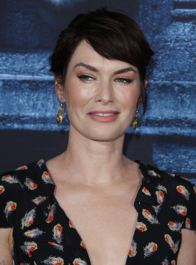 Lena Headey: Game of Thrones Season 6 Premiere -24