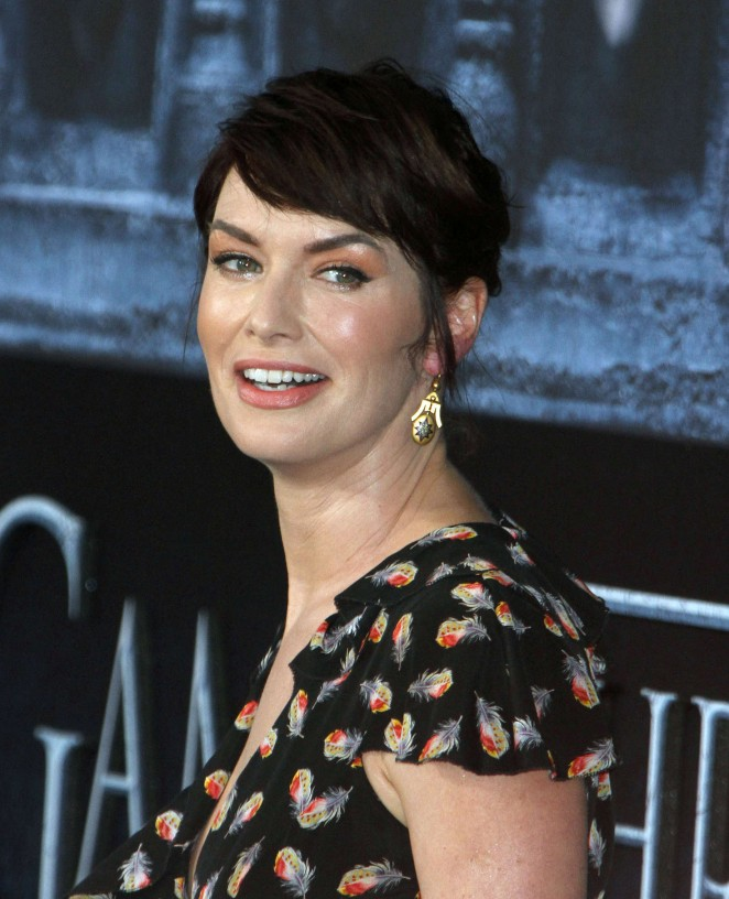 Lena Headey: Game of Thrones Season 6 Premiere -25