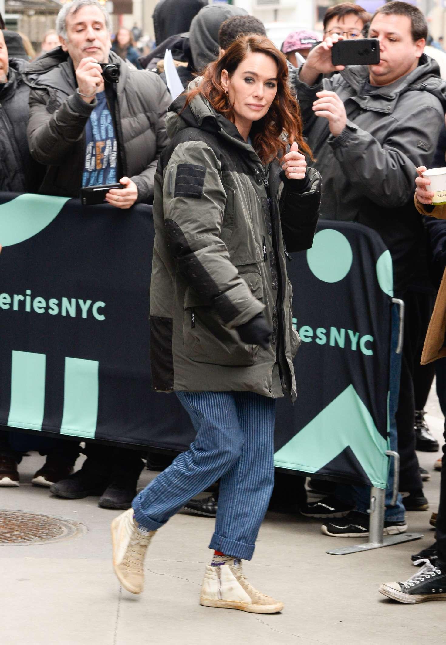 Lena Headey 2019 : Lena Headey: Out in New York -02