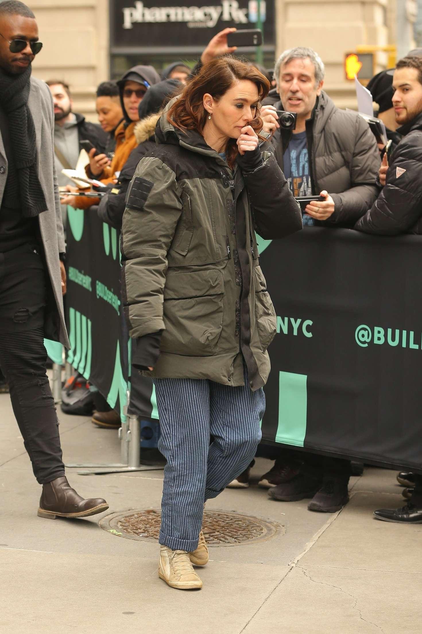 Lena Headey 2019 : Lena Headey: Out in New York -07