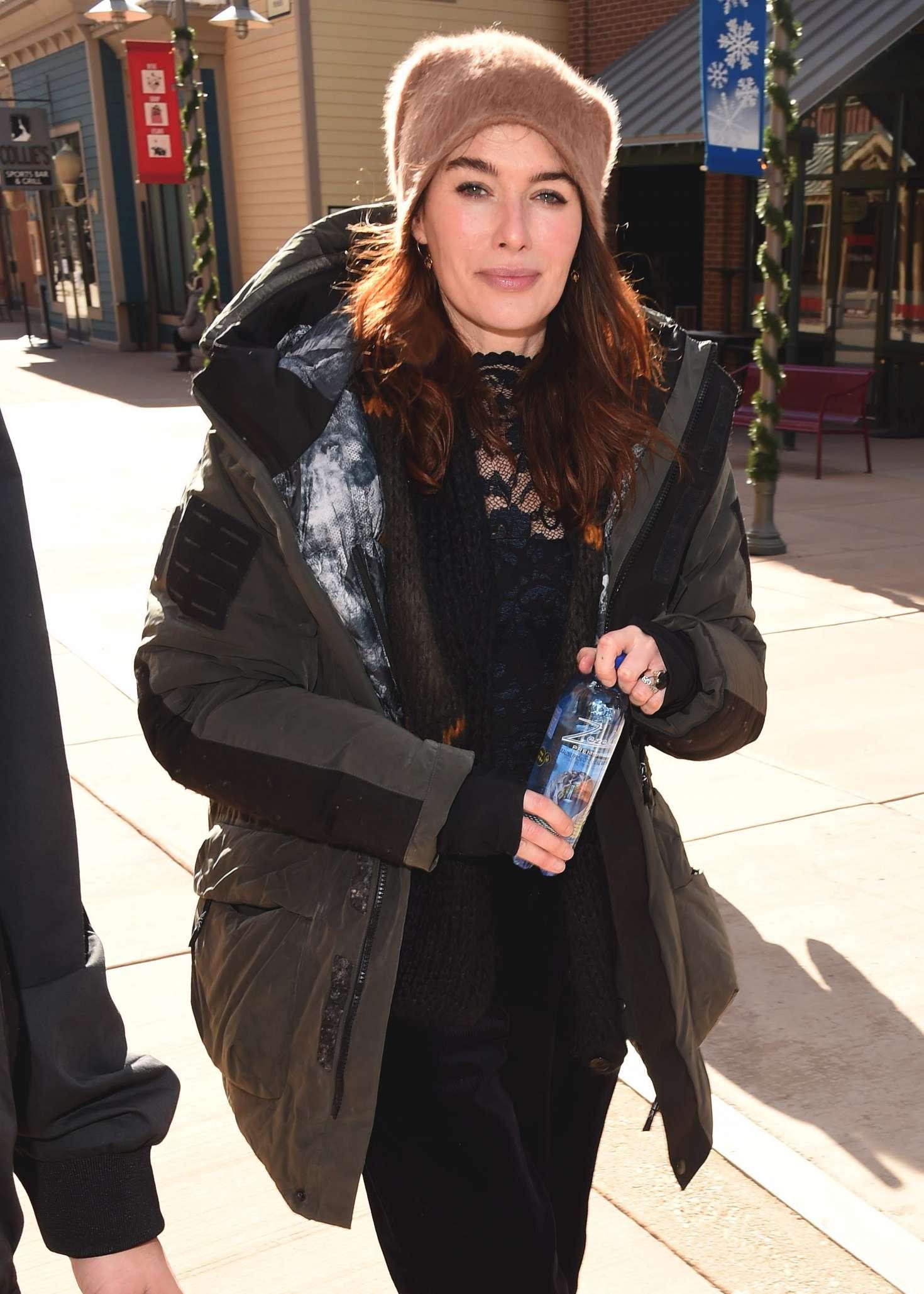 Lena Headey 2019 : Lena Headey: Sundance Film Festival 2019 -06