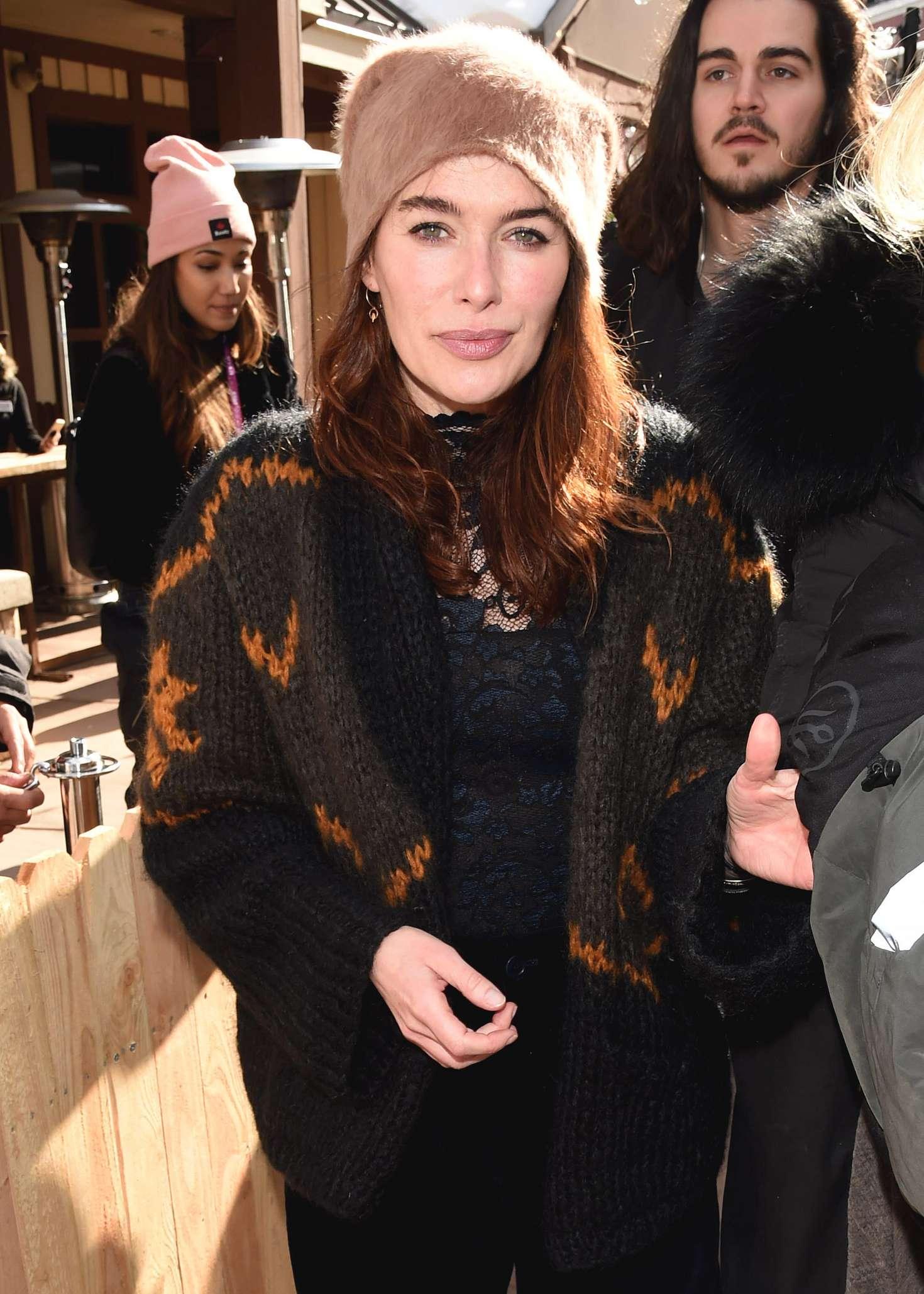 Lena Headey 2019 : Lena Headey: Sundance Film Festival 2019 -09