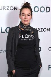 Lena Headey - 'The Flood' Screening in London