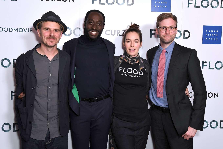 Lena Headey 2019 : Lena Headey: The Flood Screening in London-09