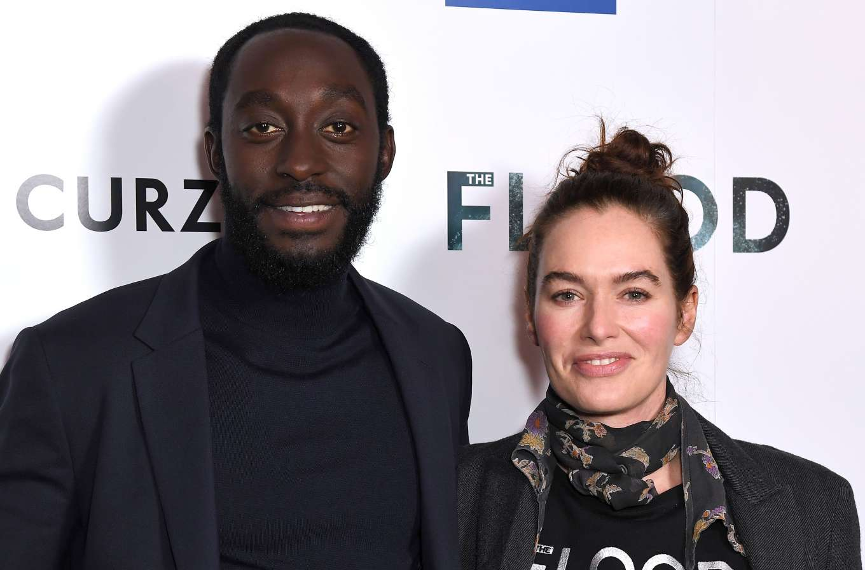 Lena Headey 2019 : Lena Headey: The Flood Screening in London-10