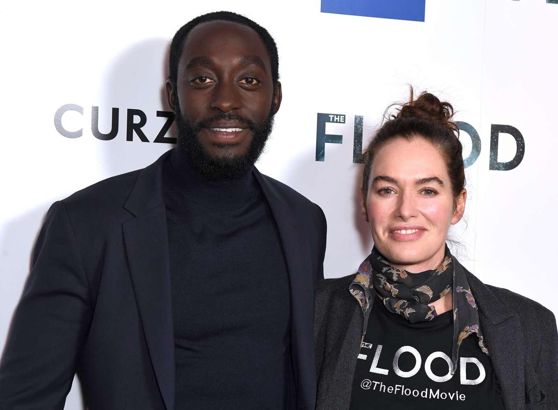 Lena Headey 2019 : Lena Headey: The Flood Screening in London-11