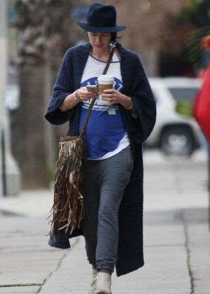 Lena Headeyout in Los Angeles -01