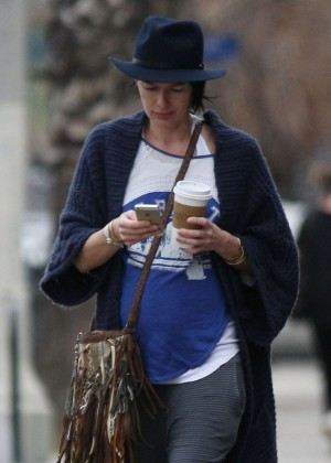 Lena Headeyout in Los Angeles -02