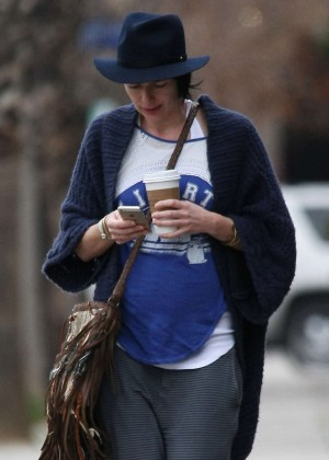 Lena Headeyout in Los Angeles -05