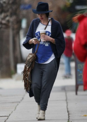 Lena Headeyout in Los Angeles -08