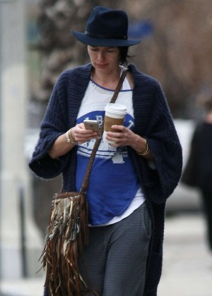 Lena Headeyout in Los Angeles -11