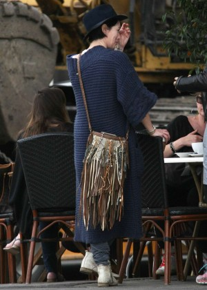 Lena Headeyout in Los Angeles -12