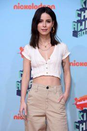 Lena Meyer-Landrut - 2019 Nickelodeon Kids' Choice Awards in Rust