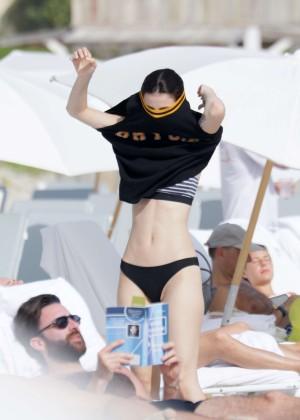 Lena Meyer Landrut in Bikini -02