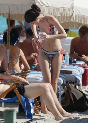 Lena Meyer Landrut in Bikini -04
