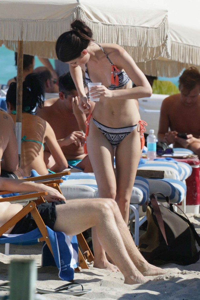 Lena Meyer Landrut 2016 : Lena Meyer Landrut in Bikini -04