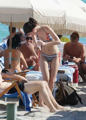 Lena Meyer Landrut in Bikini -08