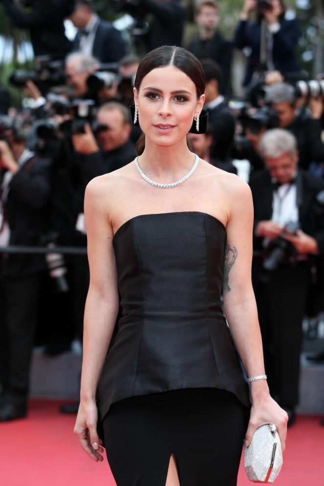 Lena Meyer-Landrut - 'BlacKkKlansman' Premiere at 2018 Cannes Film Festival