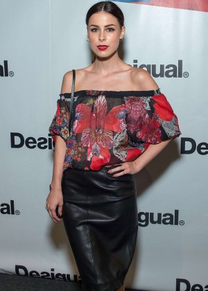 Lena Meyer Landrut - Desiguak Fashion Show Spring 2016 NYFW in NYC