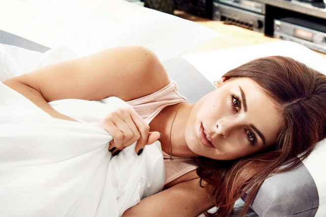 Lena Meyer-Landrut: Florian Grill Photoshoot for Emma mattresses -09