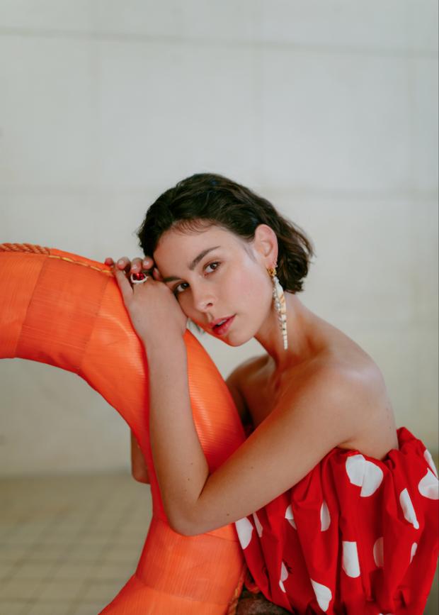 Lena Meyer-Landrut for Jolie Magazine (May 2019)