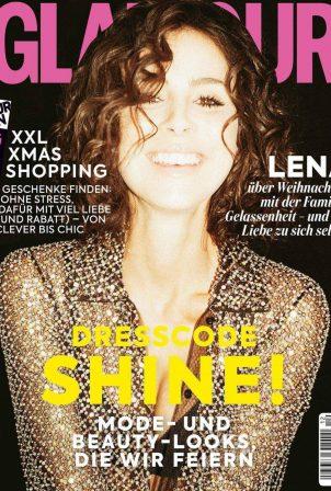 Lena Meyer-Landrut - Glamour Magazine (November 2020 issue)