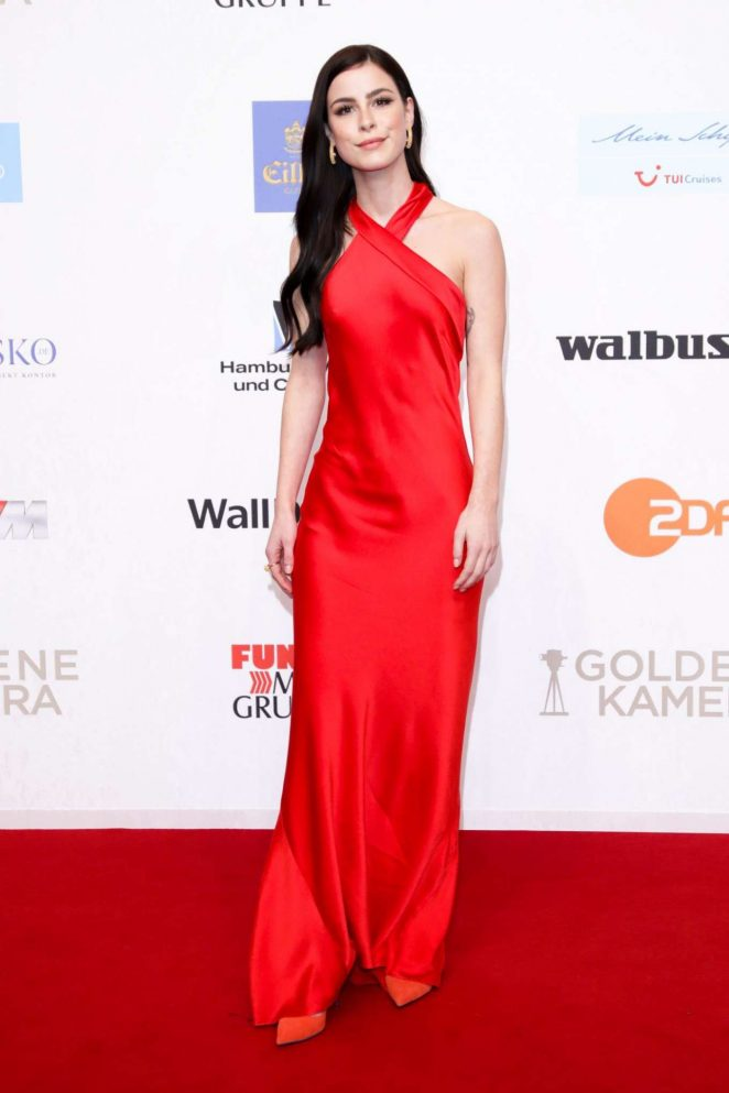 Lena Meyer-Landrut - Golden Camera Awards 2018 in Hamburg