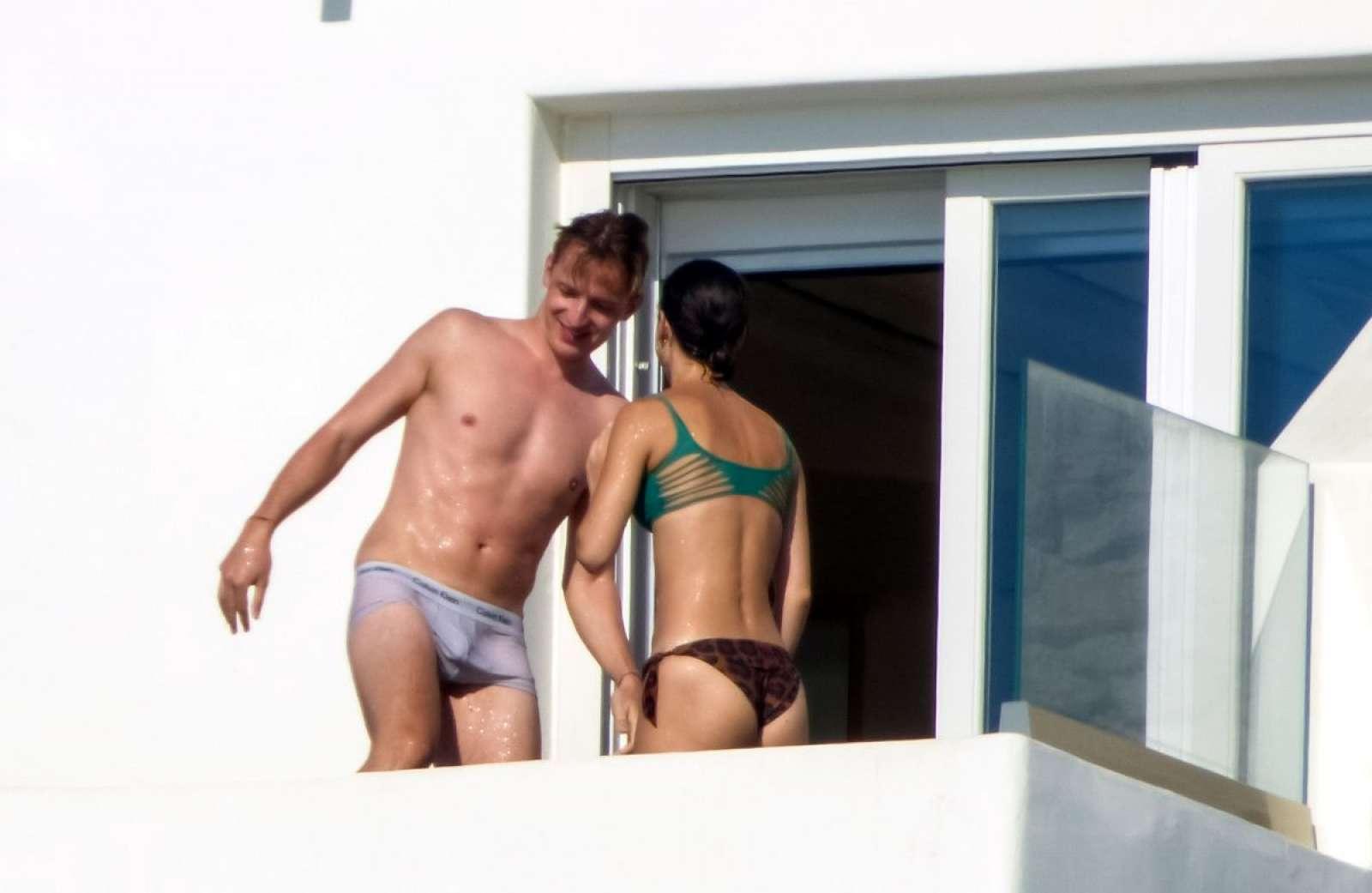 Bikini lena meyer landruth 60+ Hot