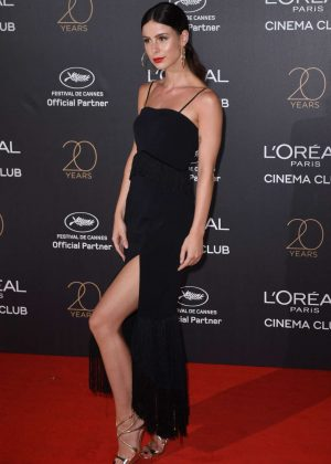 Lena Meyer-Landrut - L'Oreal 20th Anniversary Party in Cannes