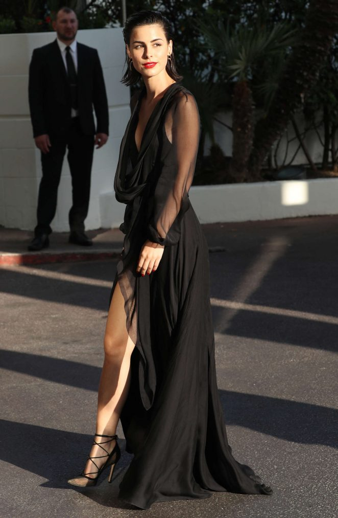 Lena Meyer-Landrut: Loving Premiere at 2016 Cannes Film Festival -19