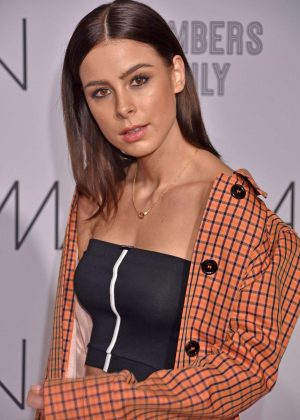 Lena Meyer-Landrut - Marc Cain Fashion Show 2018 in Berlin