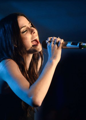 Lena Meyer Landrut - MTV Live Session in Hannover
