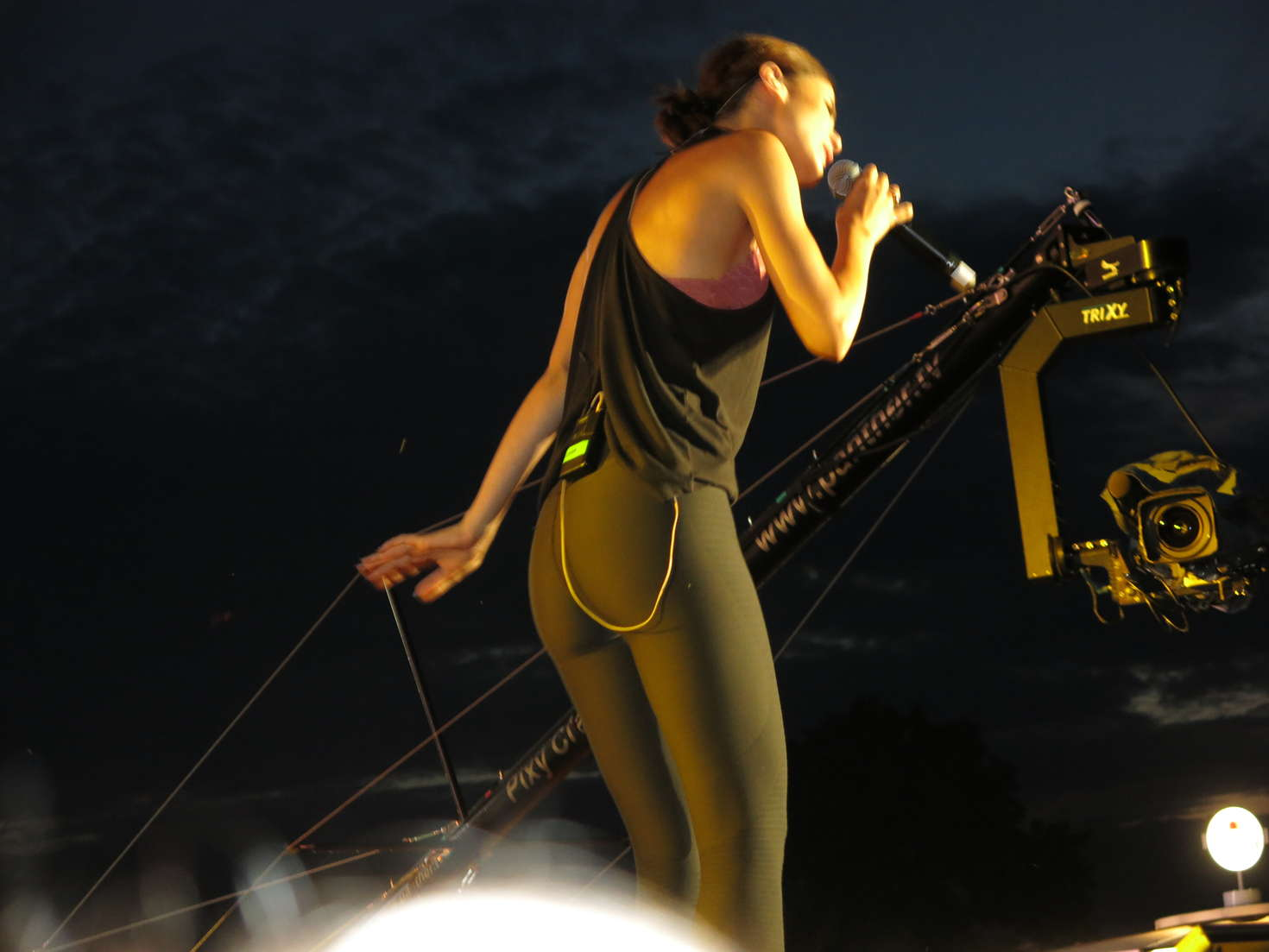 Miley cyrus vancouver concert 2014