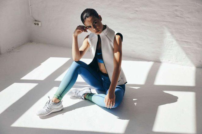 Lena Meyer-Landrut - Nike Promos 2016