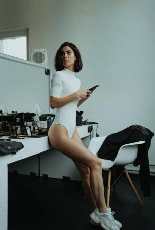 Lena Meyer-Landrut - Paul Huettemann Photoshoot