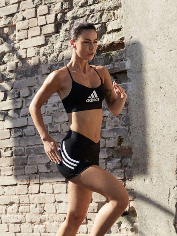Lena Meyer-Landrut - Photoshoot for Adidas (September 2019)