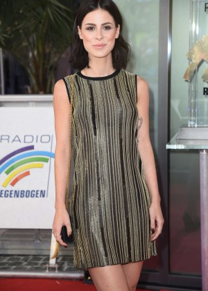 Lena Meyer-Landrut - Radio Rainbow Award 2016 in Rust
