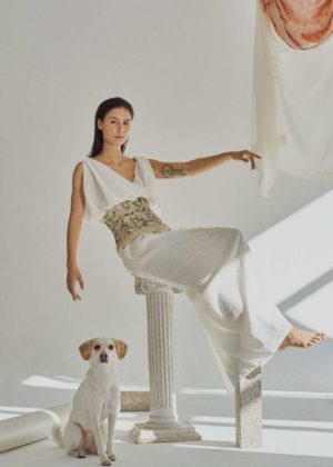 Lena Meyer-Landrut - Sleek Magazine Chanel Special (December 2017)