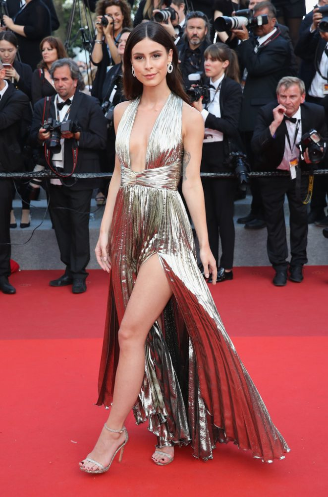 Lena Meyer-Landrut - 'The Beguiled' Premiere at 70th Cannes Film Festival