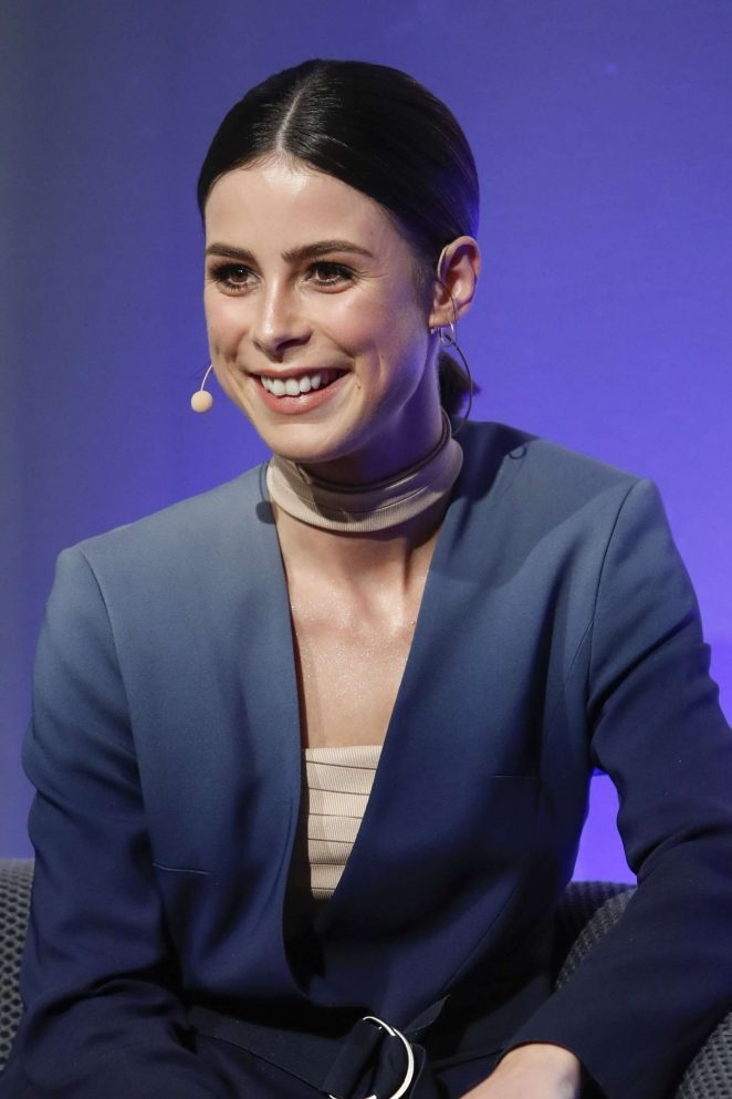 Lena Meyer-Landrut - The long night of 'ZEIT' in Hamburg