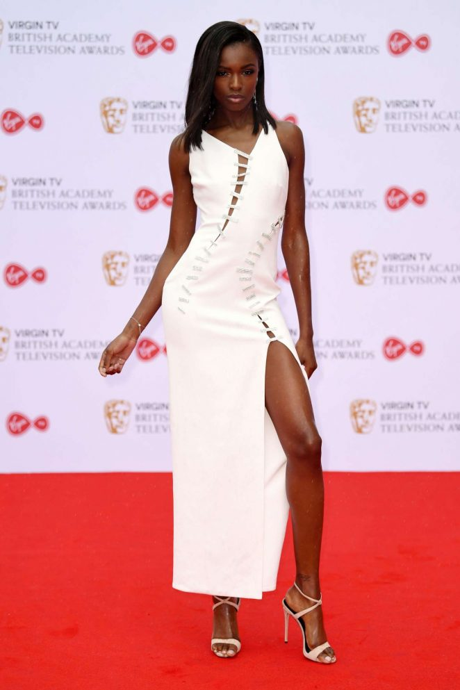 Leomie Anderson - British Academy Television Awards 2017 in London