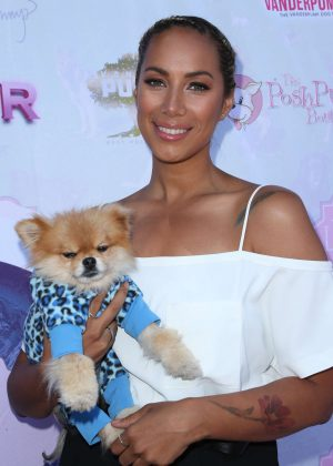 Leona Lewis - 2016 World Dog Day in West Hollywood