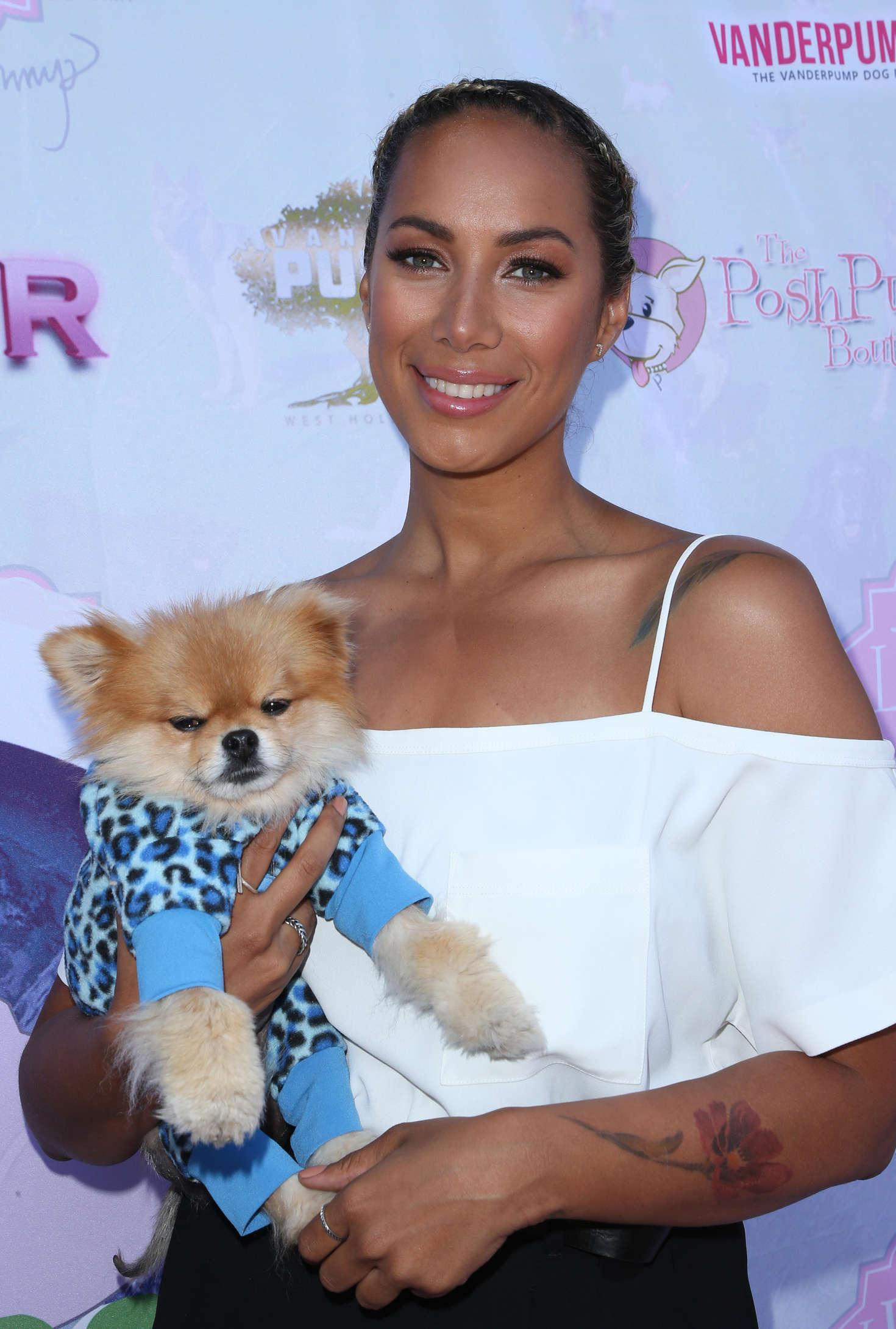 Leona Lewis - 2016 World Dog Day in West Hollywood