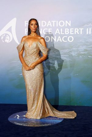 Leona Lewis - 2020 Monte-Carlo Gala For Planetary Health