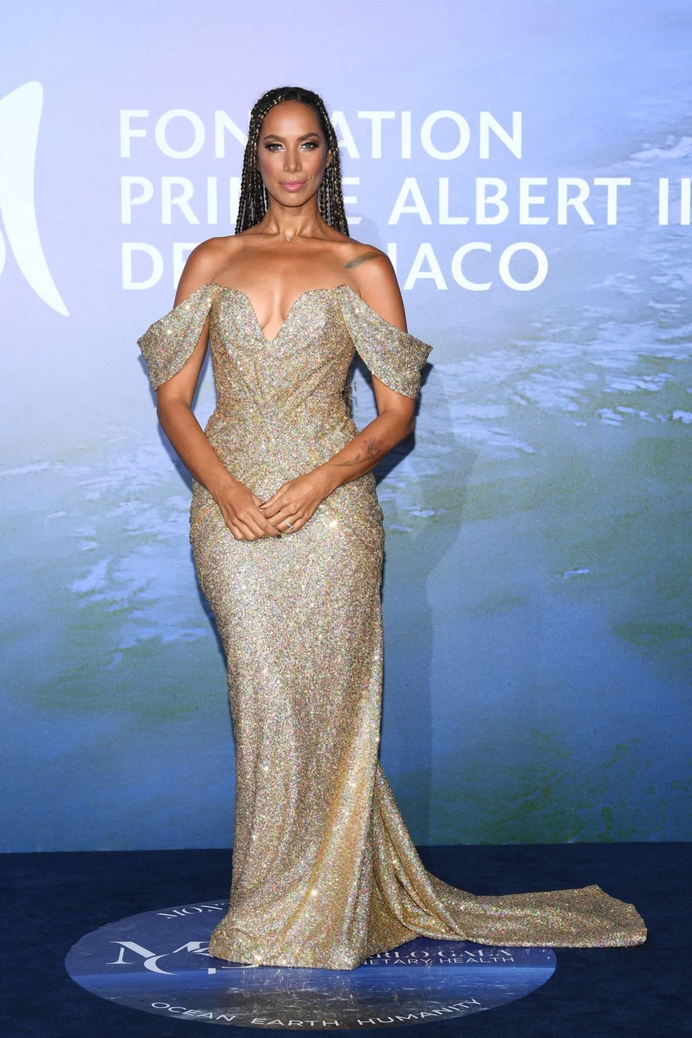 Leona Lewis 2020 : Leona Lewis – 2020 Monte-Carlo Gala For Planetary Health-05
