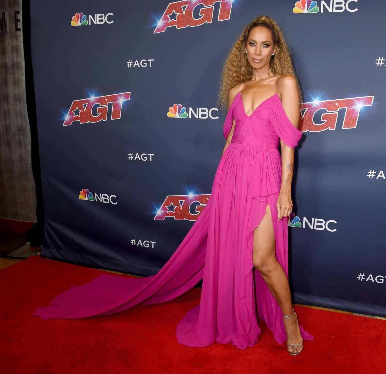 Leona Lewis 2019 : Leona Lewis – Americas Got Talent Season 14 Finale-01