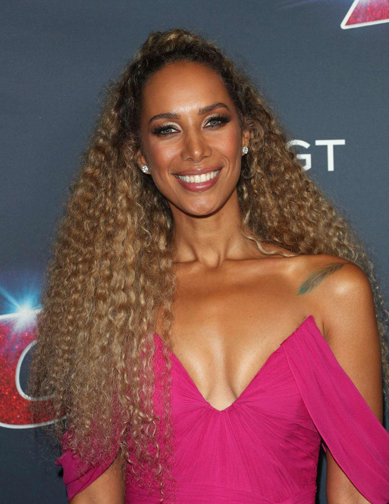 Leona Lewis 2019 : Leona Lewis – Americas Got Talent Season 14 Finale-02